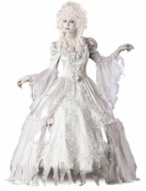 Women's Halloween Ghost Costume (Victorian) for Sale in Denver, CO