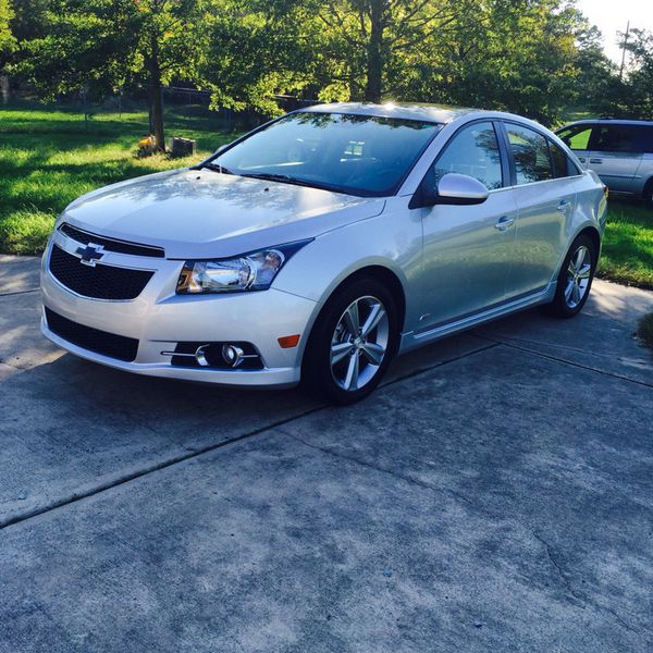 2014 Chevy Cruze RS! With 1.4L turbo!!