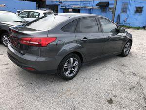 2017 Ford Focus 55,000 millas for Sale in Miami, FL
