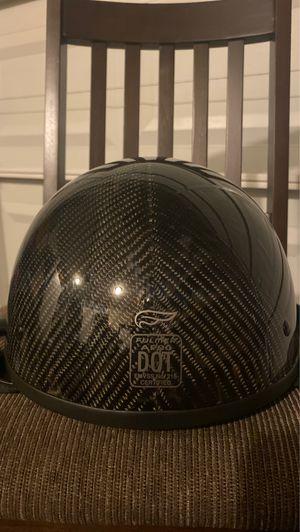 Fulmer helmet small carbon fiber half helmet for Sale in Kent, WA