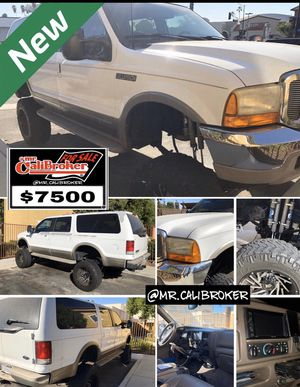 2000 Ford Excursion for Sale in Los Angeles, CA