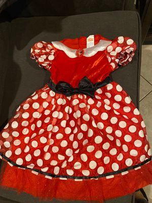 Minnie Mouse costume for Sale in San Dimas, CA