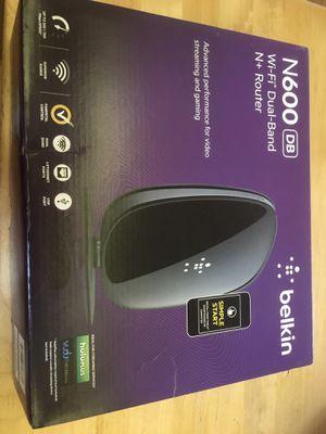 Belkin wireless router for Sale in Celina, TX