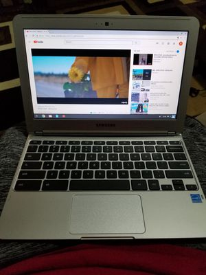 Samsung chromebook laptop for Sale in Turlock, CA