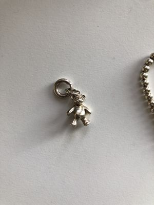 Authentic Tiffany and co bear charm for Sale in Bremerton, WA