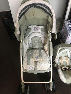 Graco baby car seat & stroller set for Sale in Shreveport, LA