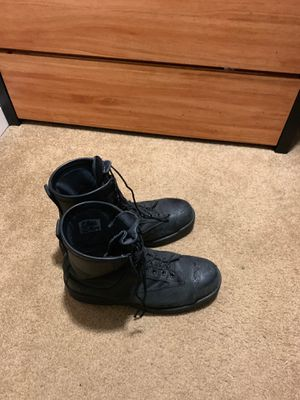 Navy Work boots for Sale in Norfolk, VA