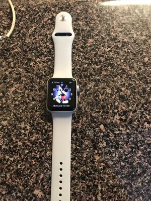 Apple I watch 3 hardly used for Sale in Smyrna, GA