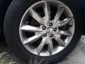 2017 jeep Cherokee rims for Sale in The Bronx, NY