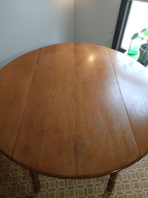 Nice Maple Table for Sale in Interlochen, MI