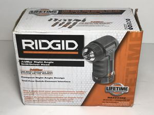 RIDGID JobMax 3/8 in. Drill/Driver Head (Tool Only) for Sale in Phoenix, AZ
