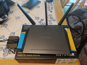 Netgear Nighthawk AC1750 Model R6700 for Sale in Peoria, AZ