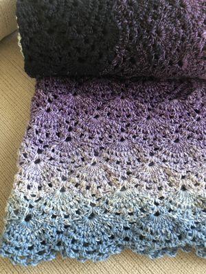 Beautiful Handmade Receiving Blanket for Sale in Medina, OH