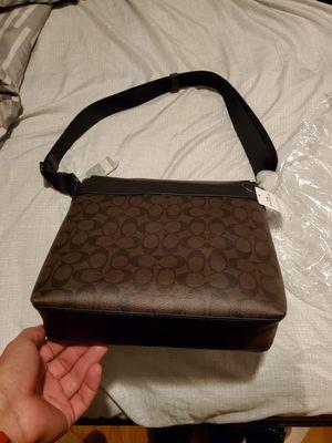 Coach messenger bag Men's for Sale in Dallas, TX