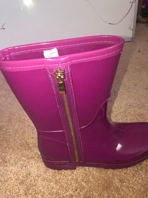 Kenneth Cole rain boots women size 9 for Sale in Virginia Beach, VA