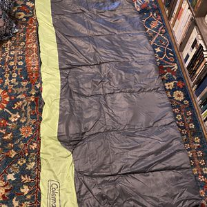 Coleman 40-degree-rated Sleeping Bag for Sale in Washington, DC