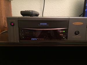 Go-Video DDV9000 Dual Deck VCR Player Recorder for Sale in Chandler, AZ