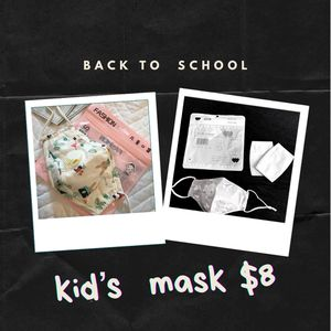 Kids Face Masks $8 a piece for Sale in Miami, FL