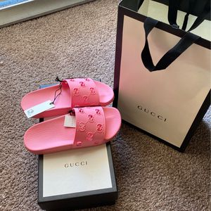 Gucci Slides for Sale in Raleigh, NC