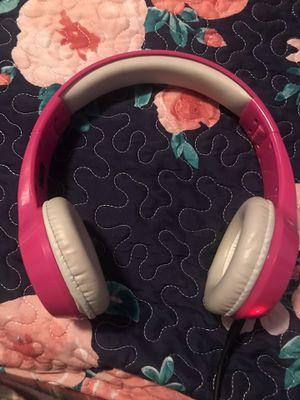 Pink headphones for Sale in Belvedere Park, GA