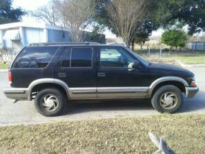 Chevy blazer for Sale in Converse, TX