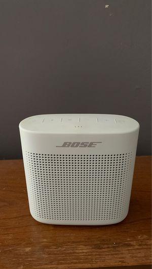 Bose speaker soundlink color for Sale in Aston, PA