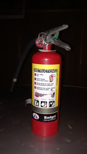 Badger fire protection never used for Sale in Modesto, CA