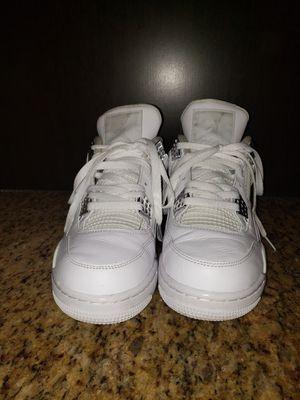 "Air Jordan 4 Retro ""Pure Money"" Size 9.5 for Sale in Atlanta, GA"