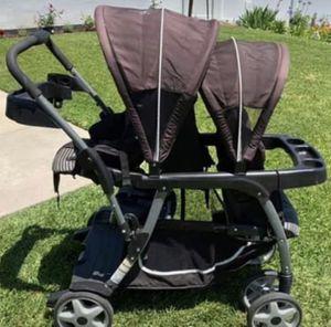 Graco double stroller for Sale in La Habra, CA