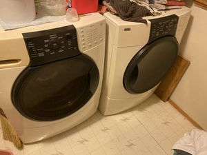 Kenmore Elite HE3 Dryer and Washer for Sale in Federal Way, WA