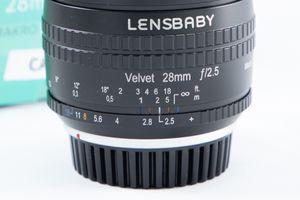 Lens Baby Velvet 28 for Canon for Sale in Chicago, IL