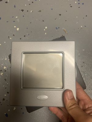 Carrier programmable thermostat for Sale in Manvel, TX