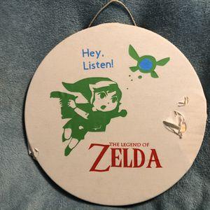 Legend Of Zelda Art Poster for Sale in Tolleson, AZ