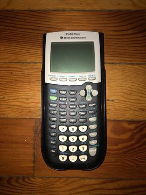 Texas Instrument TI 84 Plus Graphing Calculator for Sale in East Hartford, CT
