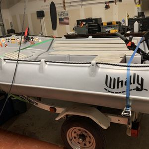 Fishing Boat With Trolling Motor for Sale in Buda, TX