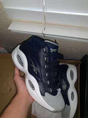 "Reebok question mid ""Georgetown"" size 9.5 for Sale in Newark, CA"