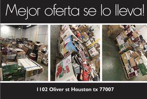 Palletas en remate for Sale in Houston, TX