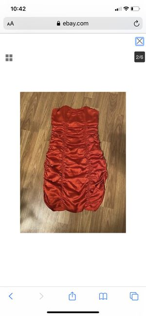 Express Strapless Prom Dress Cocktail Dress Size 2 for Sale in Lexington, NC