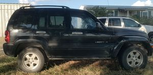 2002 Jeep Liberty - Selling As Is or In Parts for Sale in Pflugerville, TX