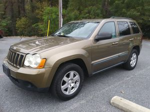 2008 Jeep Grand Cherokee 160k miles for Sale in Bowie, MD