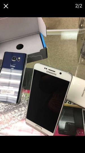 GALAXY NOTE 5 UNLOCKED for Sale in Cleveland, OH