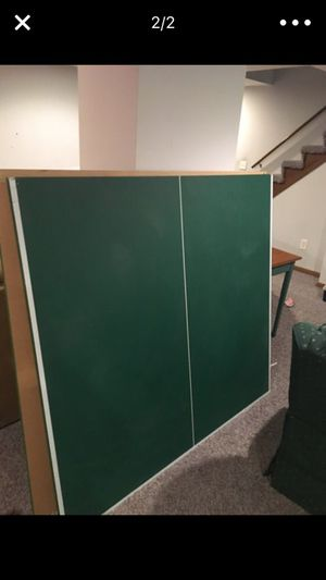 Air Hockey and Ping Pong table for Sale in Dublin, OH