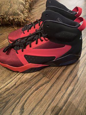 Jordan lift off bred Black/Red size 12 for Sale in Warren, MI