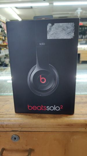 Beats Solo 2 Headphones for Sale in New Port Richey, FL