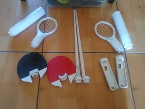 Nintendo Wii sports accessories bundle for Sale in San Diego, CA