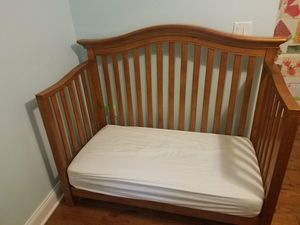 Baby furniture - 3 pieces, from at BabiesRus, natural color for Sale in Old Bridge, NJ