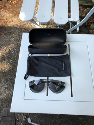 Dolce&Gabbana Black Men's Sunglasses - New for Sale in Orlando, FL
