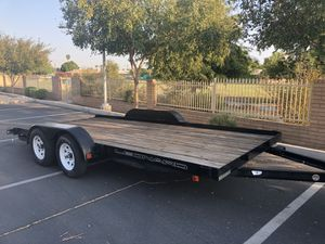 2014 7x16 Car Hauler Trailer for Sale in Phoenix, AZ