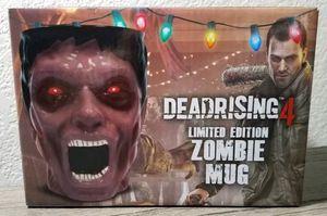 Dead Rising 4 Limited Edition Zombie Mug - Rare - Xbox One, Capcom for Sale in Peoria, AZ