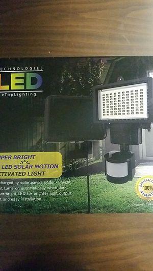 60 LED SOLAR MOTION for Sale in Topeka, KS